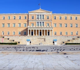 Athens –  Daylong city tour