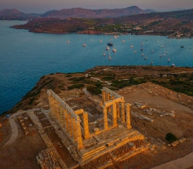 Sounio – Visit to the Cape