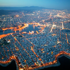 Athens and Piraeus – Night tour